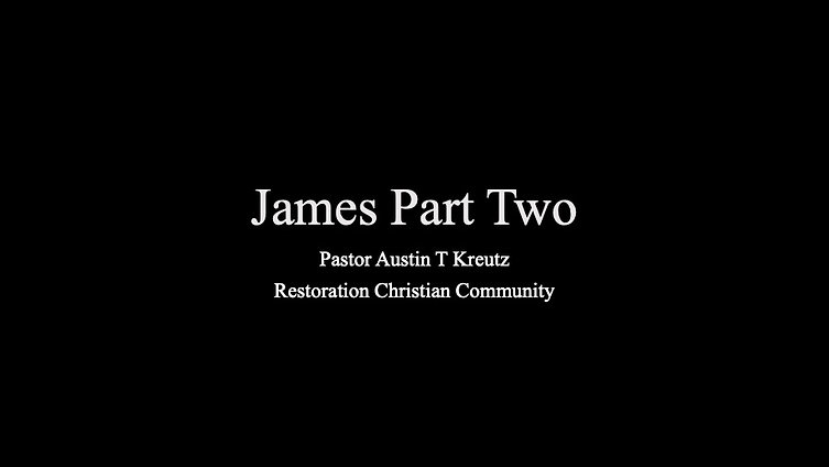 James Part Two