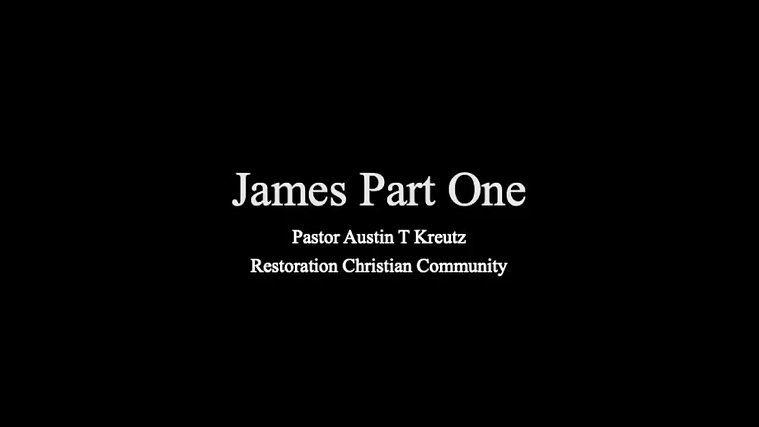 James Part One