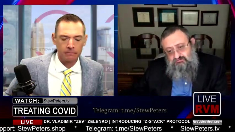 Dr. Zelenko Confirms Covid-19 & The Jabs Are A Sinister & Nefarious Genocide Against The Human Race
