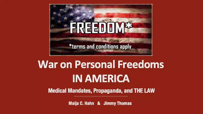 War on Personal Freedoms