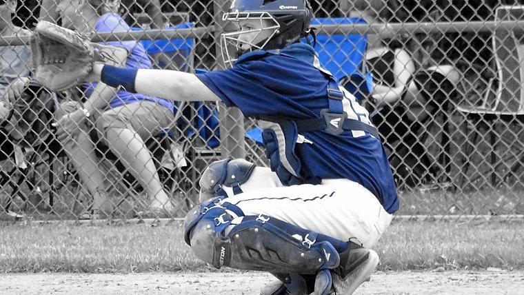 Catcher Drills
