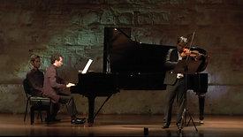 L. v. Beethoven Sonate für Klavier und Violine F-Dur Op. 24, Scherzo Allegro molto