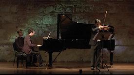 W. A. Mozart Sonate für Violine und Klavier G-Dur KV 301, Allegro con spirito