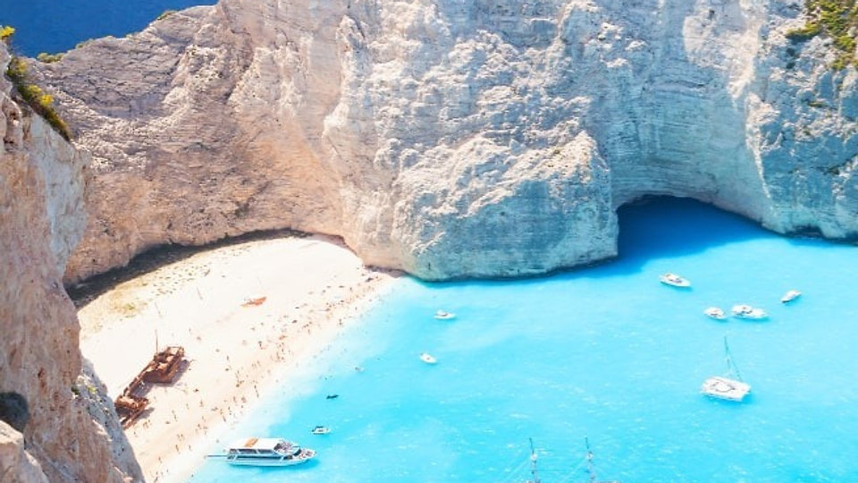 Zante Gulet Cruise Open in Google Crome to View!