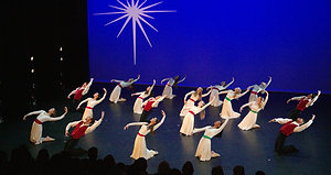 A Dancers' Christmas New York City Premiere