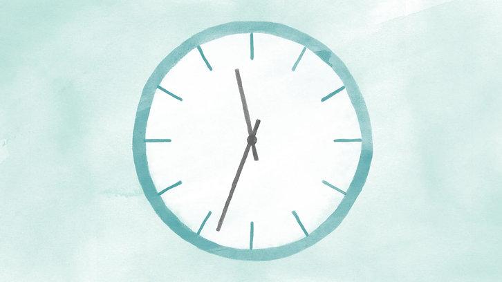 L'horloge | Envie.app