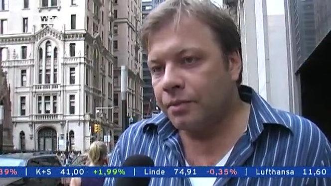 Vom Banker  zum Wurstverkäufer