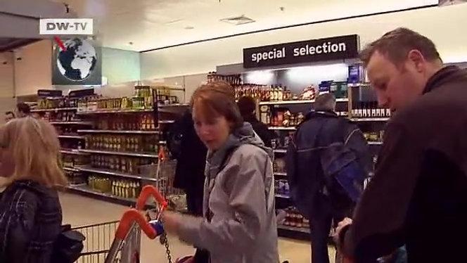 009 - Zum Einkaufen über die Grenze