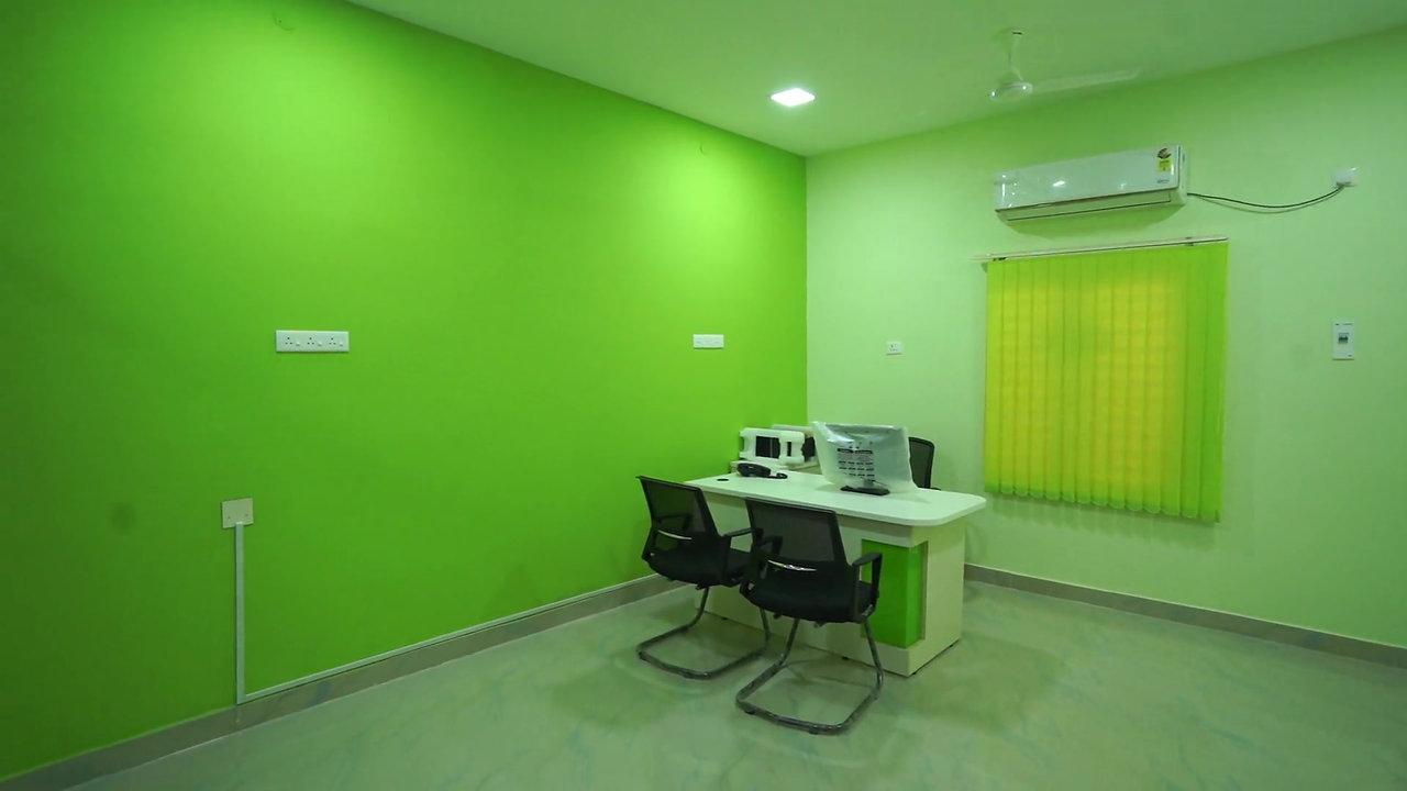 Incubatee Room