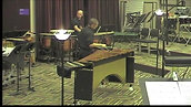Concerto for Marimba  movement IV Despedida (Farewell)