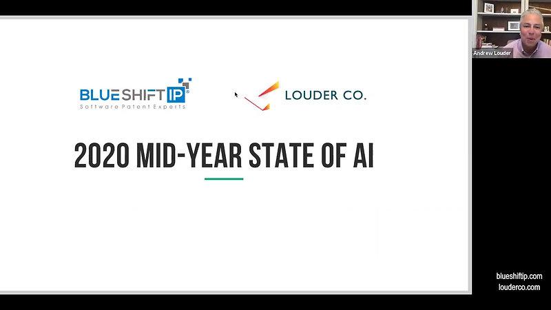 2020 State of AI Webinar