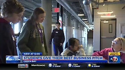 Green Bay middle school students pitch business ideas