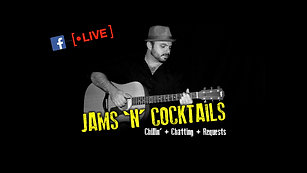 Jams 'N' Cocktails: Low Key & Chill
