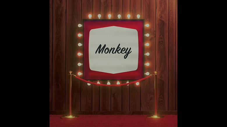 Monkey unmasked