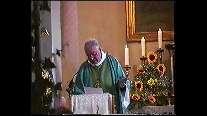 50 ème Anniversaire de sacerdoce de Monseigneur Maurer François