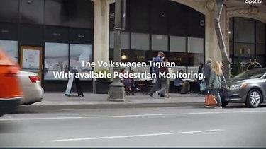 VW Tiguan Spot