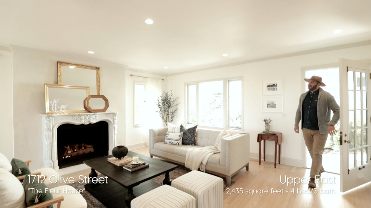 Walk It With Me: 1712 Olive St.