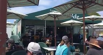 Drastic Measures Band at Dockside Too_Morro Bay