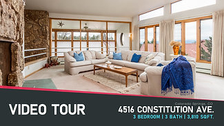 Video Tour: 4516 Constitution Ave.   Agent Branded
