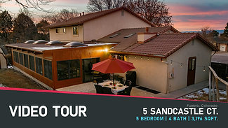 Video Tour: 5 Sandcastle Ct. | Unbranded