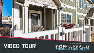 Video Tour: 2162 Phillips Alley   Branded
