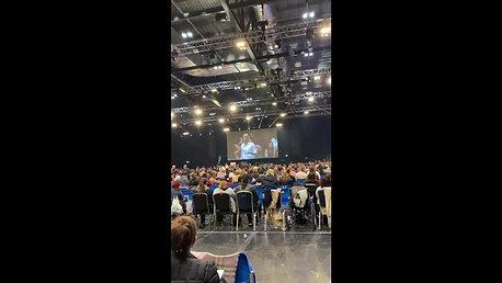 Tony Robbins UPW London 2018