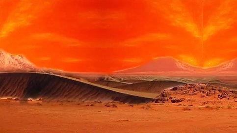 the desert v002
