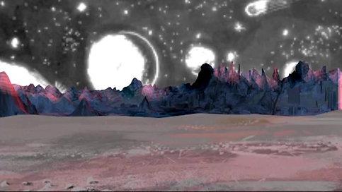 the desert V029