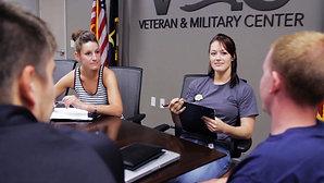 WSU Veteran & Military Center WEB VIDEO