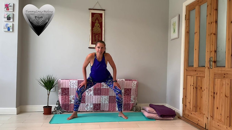 Pregnancy Yoga for Birth 1st & 2nd Stage RS2