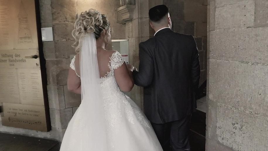 Elmira & Leutrim Wedding Trailer