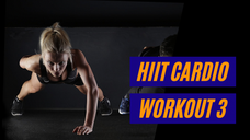 BFit HIIT - Session 3