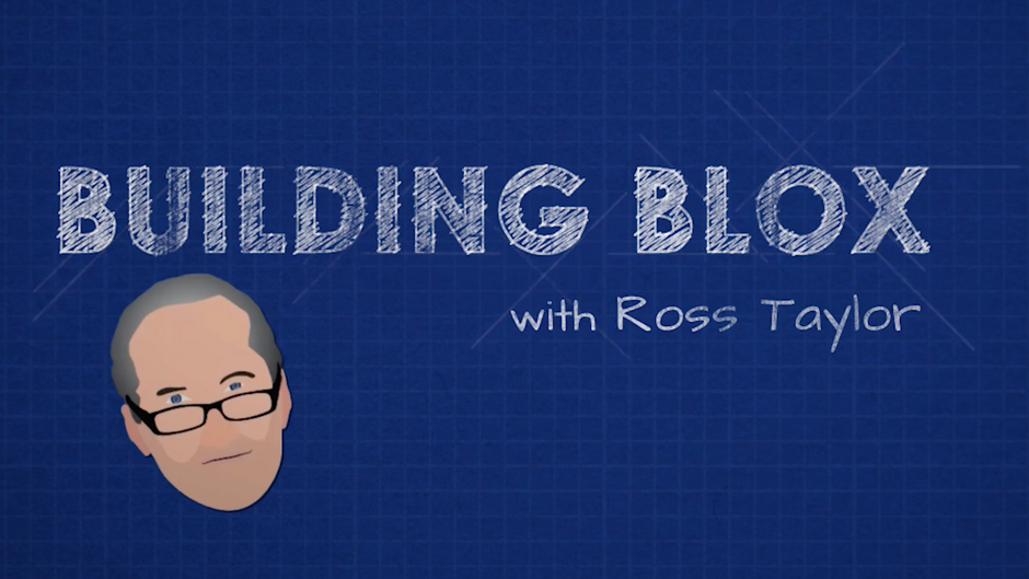 Building Blox with Ross Taylor