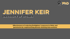 Effectiveness of reducing firefighters' exposure to PAHs and genotoxins by implementing dermal cleaning interventions
