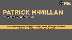 Improving monitoring of fish health in the Athabasca Oil Sands Region using regularization techniques and water quality variables