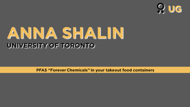 """PFAS """"Forever Chemicals"""" in your takeout food containers"""