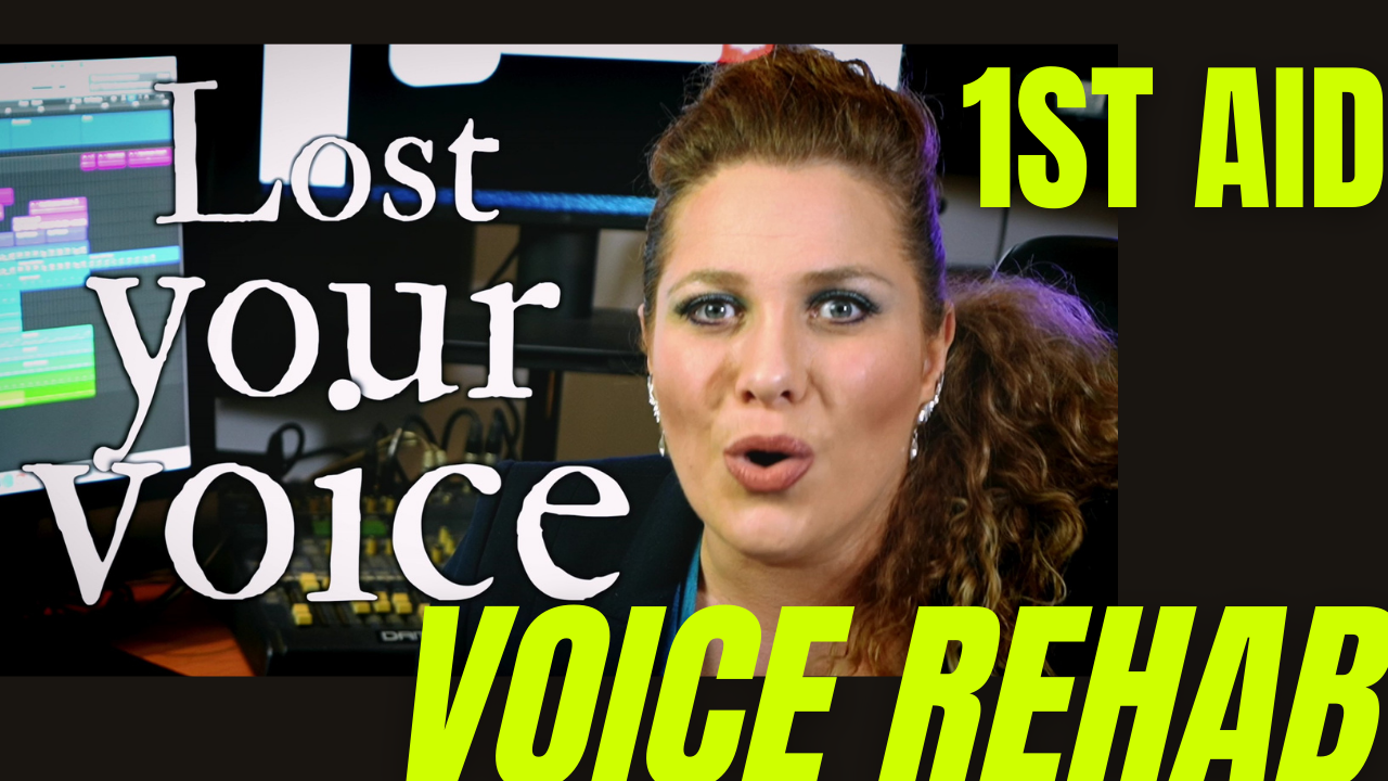 Absulute must. Voice rehab exercises