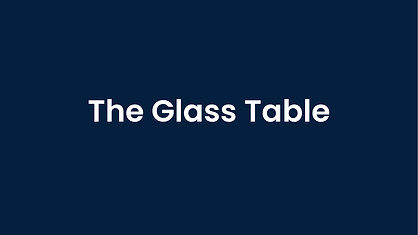 Using the Glass Table