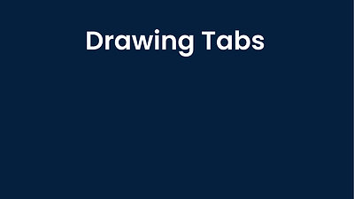 Drawing Tabs