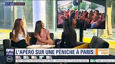 BFM Paris - Le Bateau Apéro