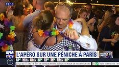 BFM Paris présente Le Bateau Apéro