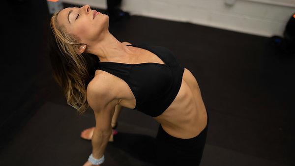 Christy Yoga Sample Clip