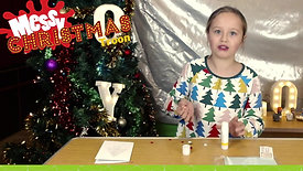 How to make a simple christmascard