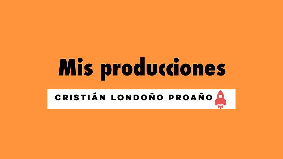 Cristián Londoño Proaño