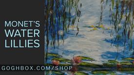 Teaser: Monet's Water Lilies