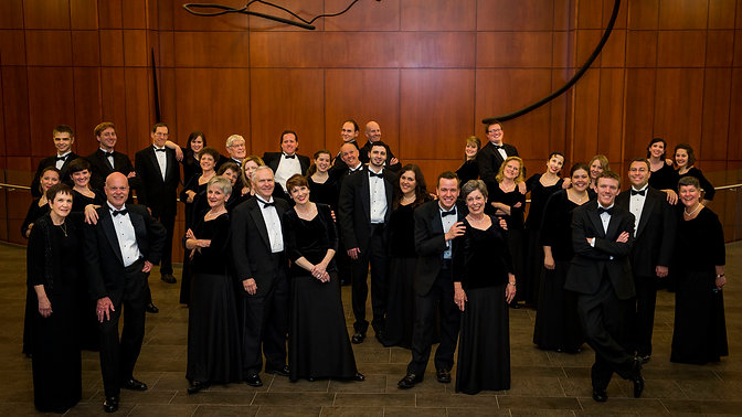 Experience the Magic of the Susquehanna Chorale