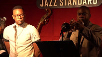 Live at the Jazz Standard (NYC), performing 'Grab Her By The WHAT?!#*&?'