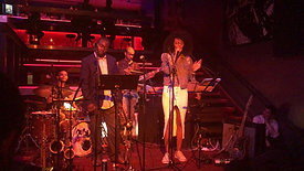 Live at NuBlu (NYC), performing 'Find Your Light'