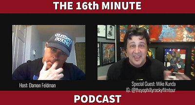 The 16th Minute Podcast