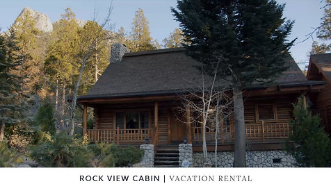 Rock View Cabin